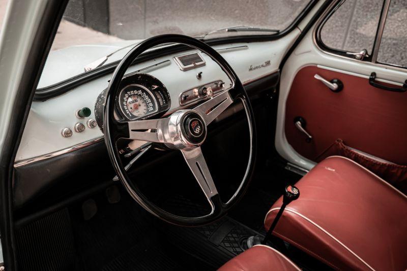 1968 Fiat Giannini 750 TV Turismo Veloce 77116