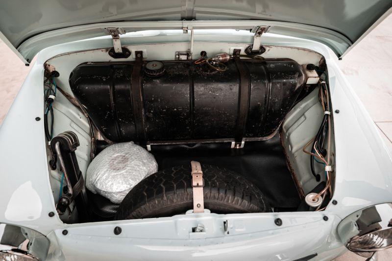 1968 Fiat Giannini 750 TV Turismo Veloce 77128