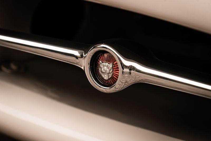 1968 Jaguar E-Type 4.2 Series 1 OTS 77000