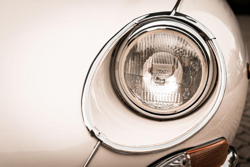 1968 Jaguar E-Type 4.2 Series 1 OTS 76990