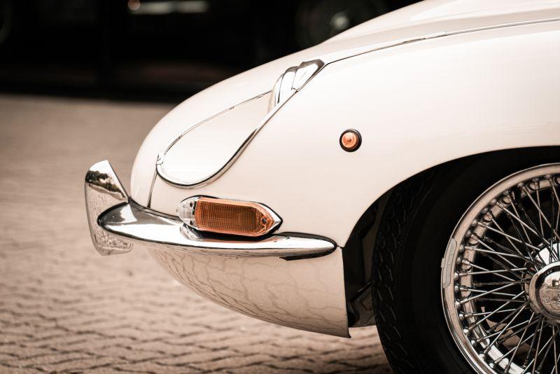 1968 Jaguar E-Type 4.2 Series 1 OTS 76992