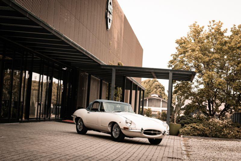 1968 Jaguar E-Type 4.2 Series 1 OTS 76980