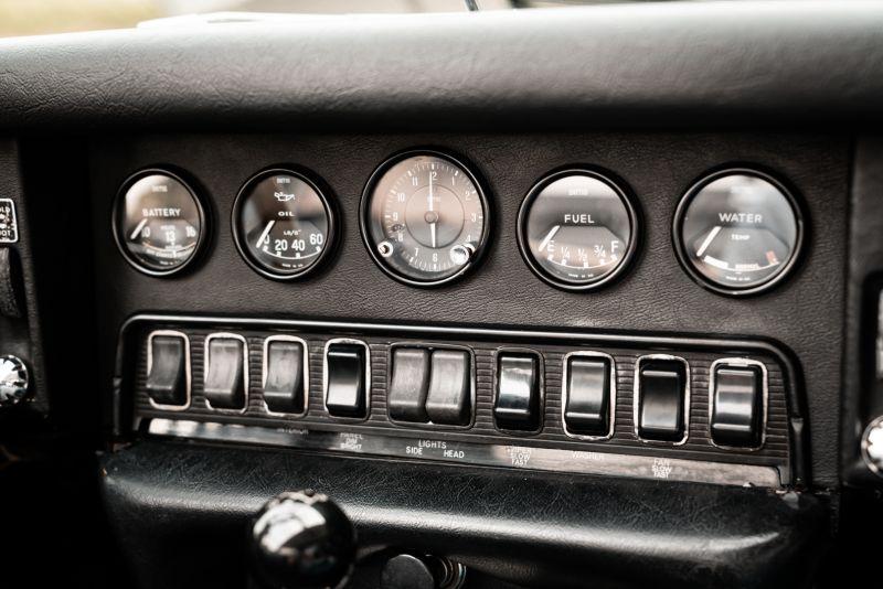 1968 Jaguar E-Type 4.2 Series 1 OTS 77018
