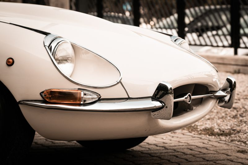 1968 Jaguar E-Type 4.2 Series 1 OTS 76986