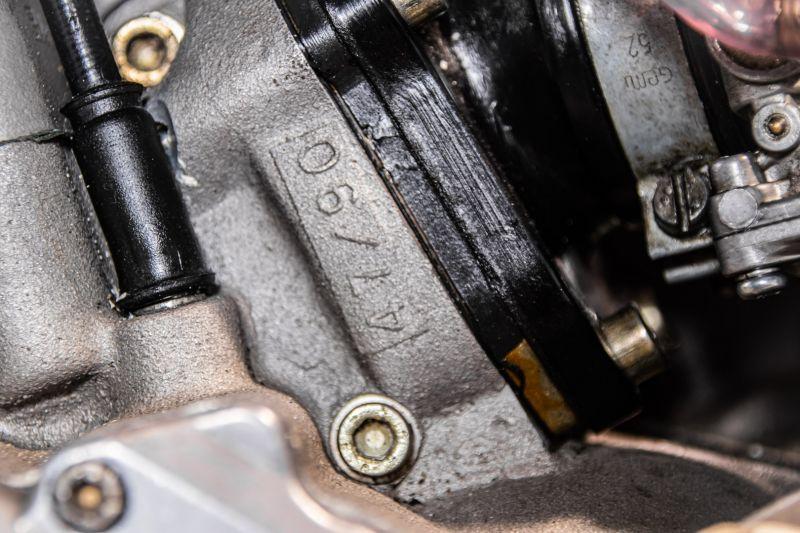 1991 KTM GS 250 82490