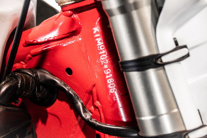 1991 KTM GS 250 82503