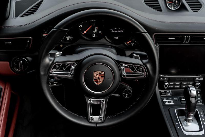 2018 Porsche 911 Targa 4 GTS 85307
