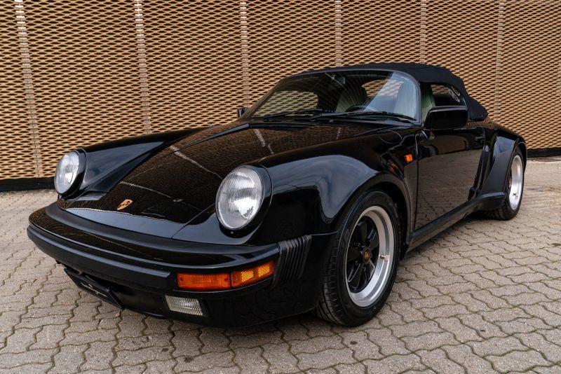 1989 Porsche 911 Speedster Turbo Look 63276
