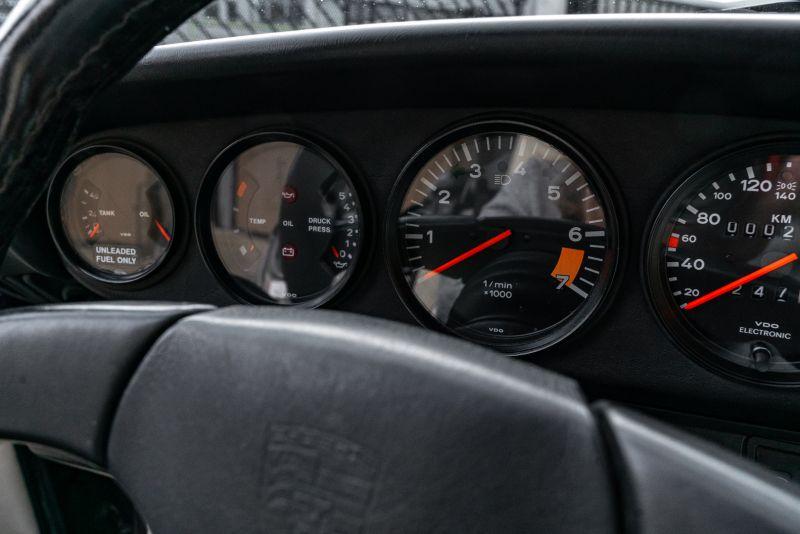 1989 Porsche 911 Speedster Turbo Look 63313