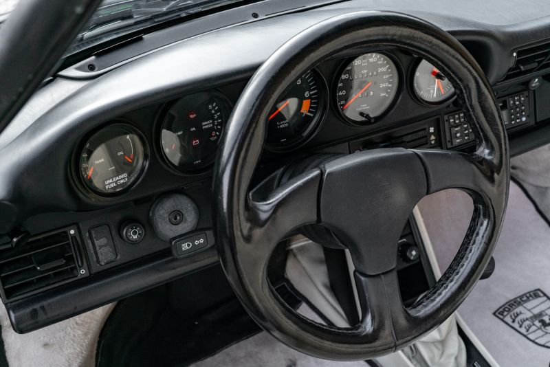 1989 Porsche 911 Speedster Turbo Look 63317