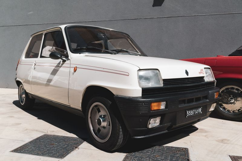 1980 Renault 5 Alpine 76876