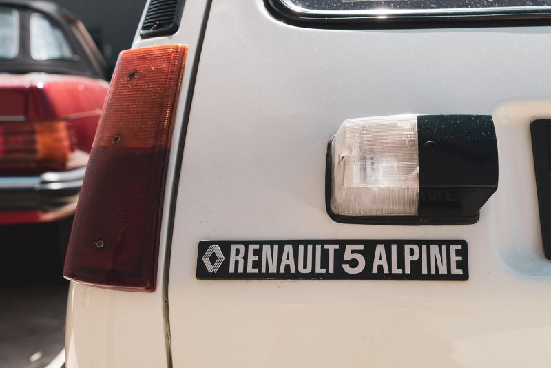 1980 Renault 5 Alpine 76885