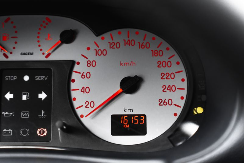 2002 Renault Clio 3.0 V6 Renault Sport Phase1 84946