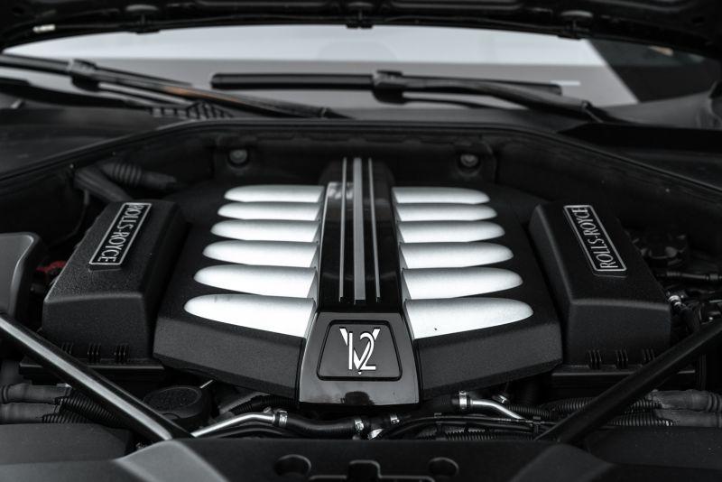2011 Rolls Royce Ghost 85255