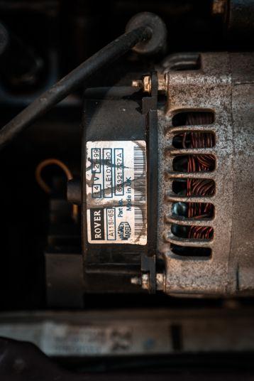 1999 Rover Mini XN 1.3 Anniversario 80591