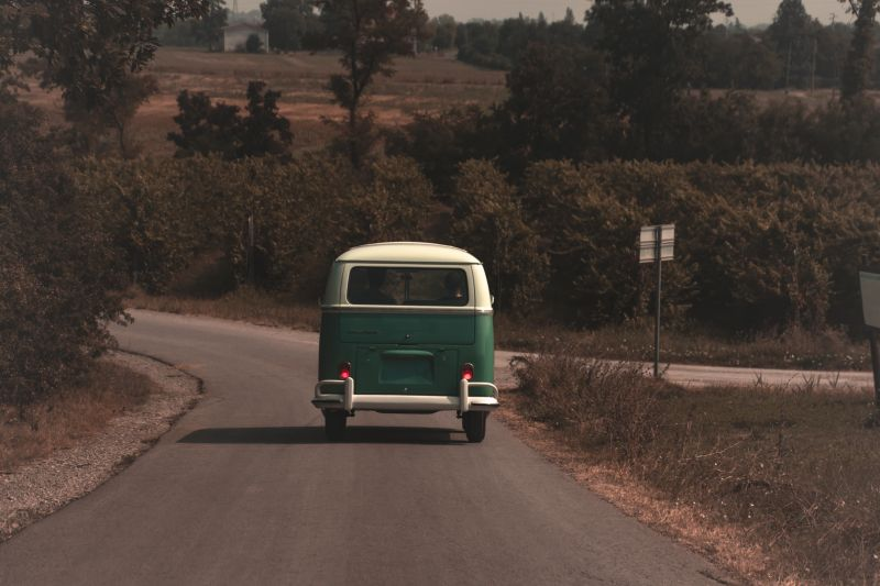 """1964 Volkswagen T1 """"21 windows"""" 64147"""