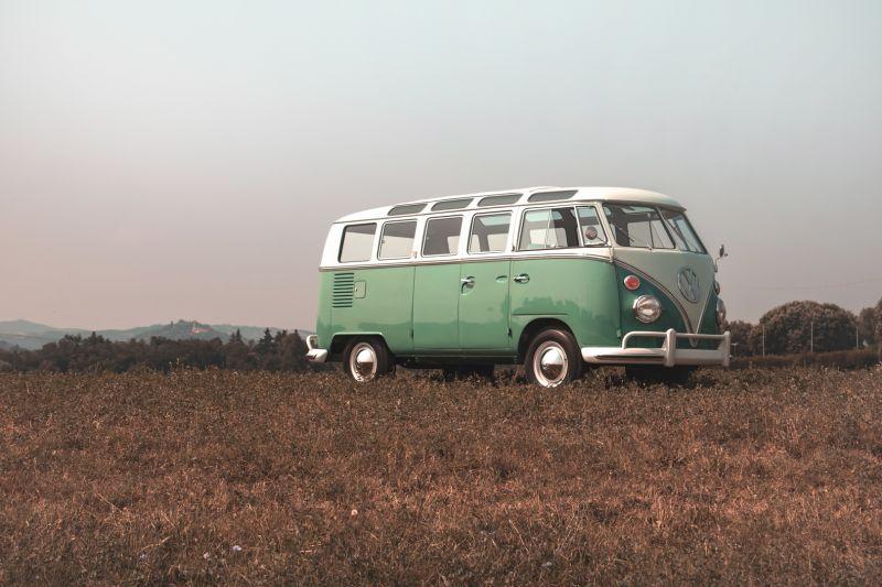 """1964 Volkswagen T1 """"21 windows"""" 64144"""