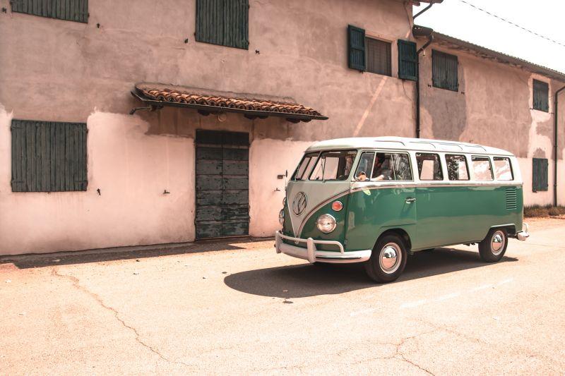"""1964 Volkswagen T1 """"21 windows"""" 64141"""