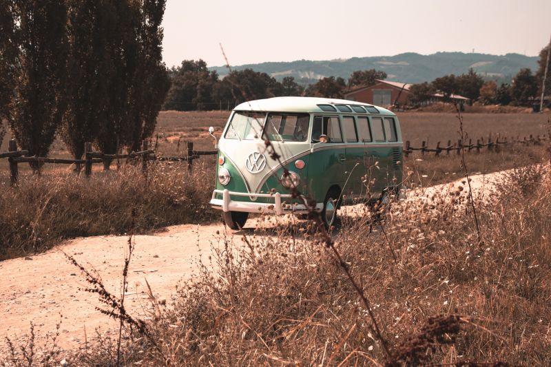 """1964 Volkswagen T1 """"21 windows"""" 64153"""