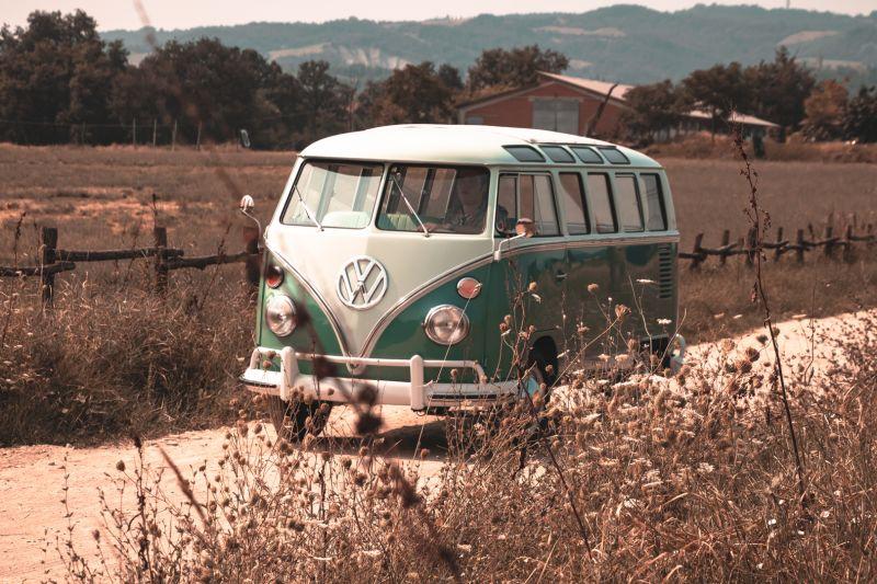 """1964 Volkswagen T1 """"21 windows"""" 64154"""