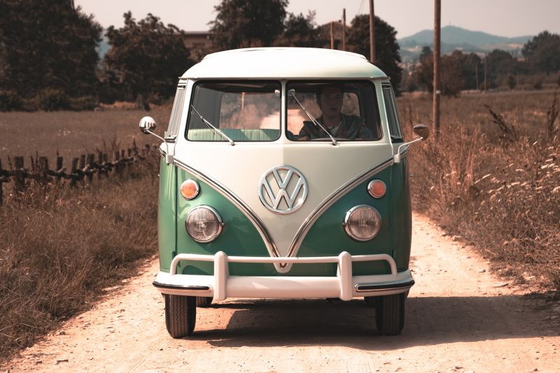 """1964 Volkswagen T1 """"21 windows"""" 64151"""