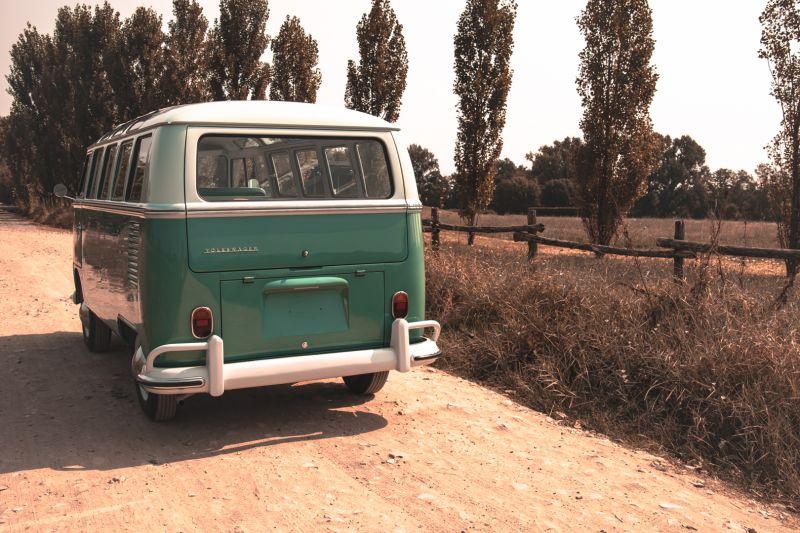 """1964 Volkswagen T1 """"21 windows"""" 64149"""