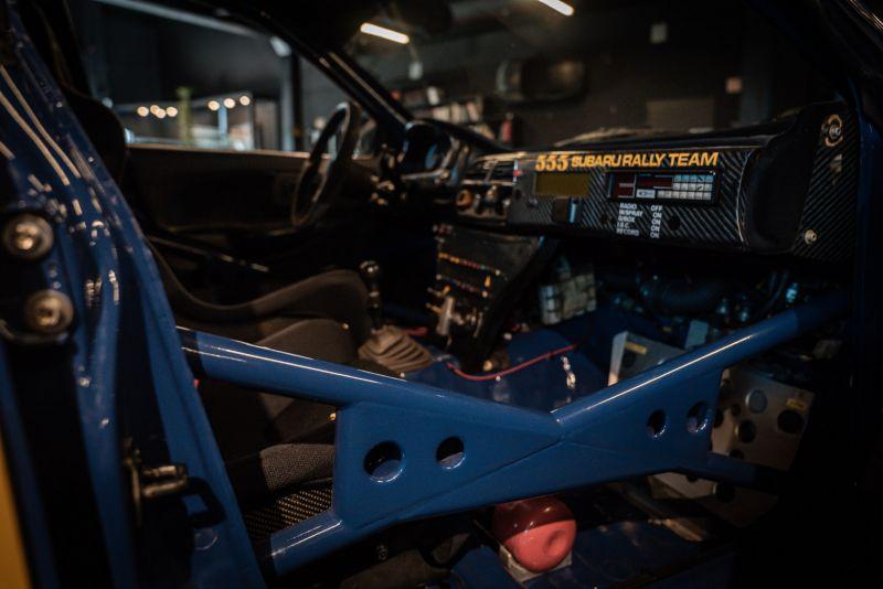 "1993 Subaru Impreza ""555"" Gr.A ex Colin McRae 82715"