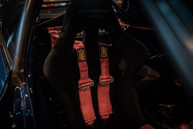 "1993 Subaru Impreza ""555"" Gr.A ex Colin McRae 82719"