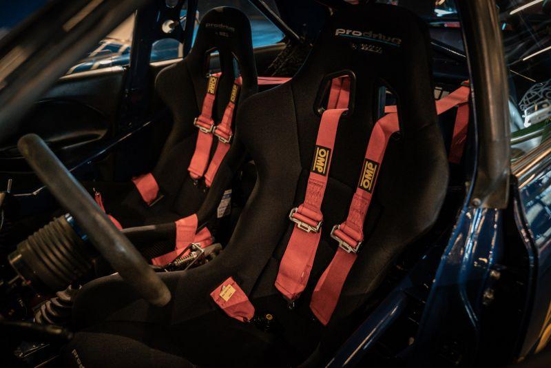 "1993 Subaru Impreza ""555"" Gr.A ex Colin McRae 82725"
