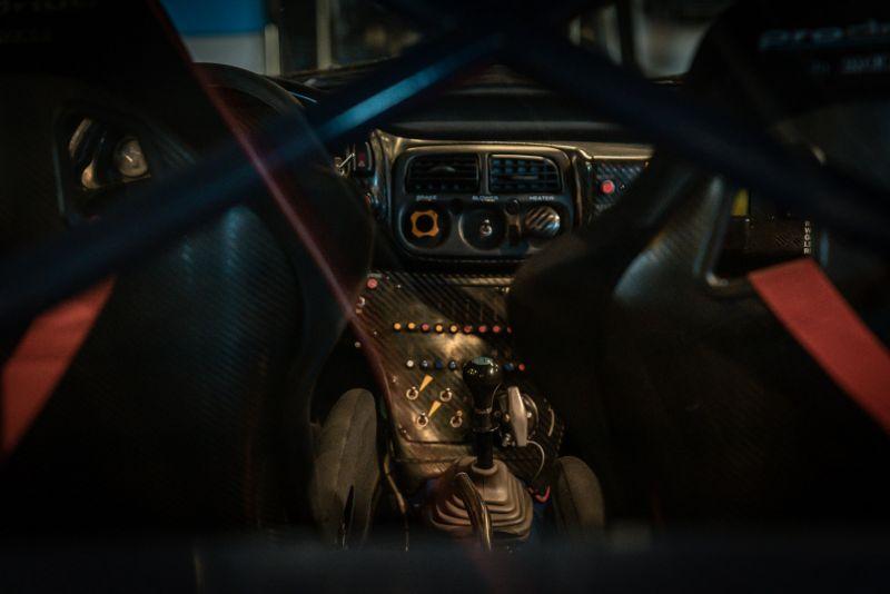 "1993 Subaru Impreza ""555"" Gr.A ex Colin McRae 82726"