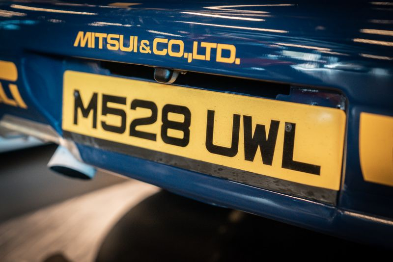 "1993 Subaru Impreza ""555"" Gr.A ex Colin McRae 82712"