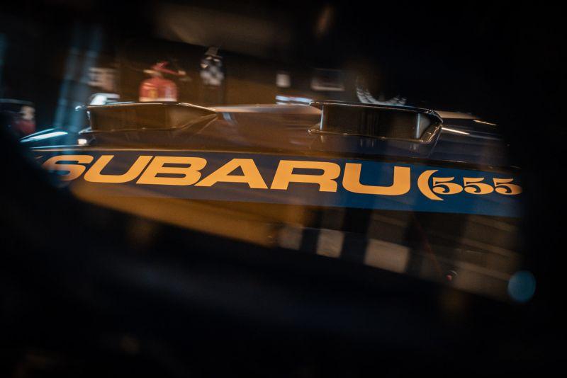 "1993 Subaru Impreza ""555"" Gr.A ex Colin McRae 82713"