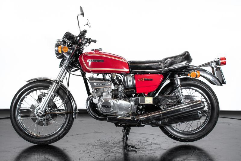 1980 Suzuki GT 550 78793