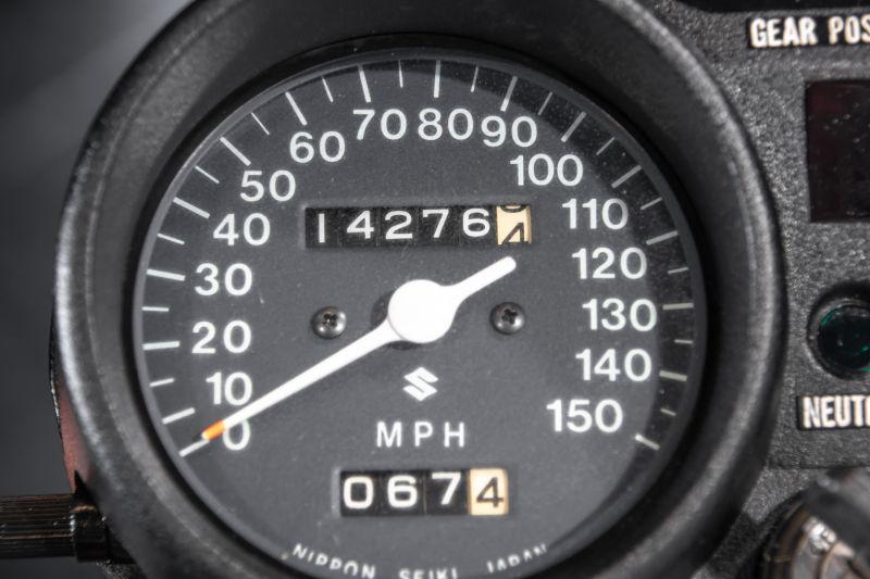 1980 Suzuki GT 550 78811