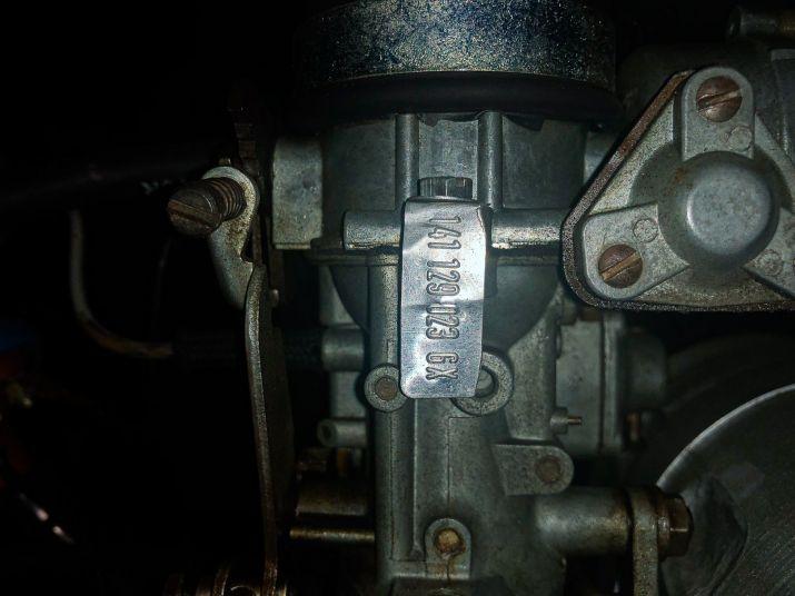 """1964 Volkswagen T1 """"21 windows"""" 64203"""