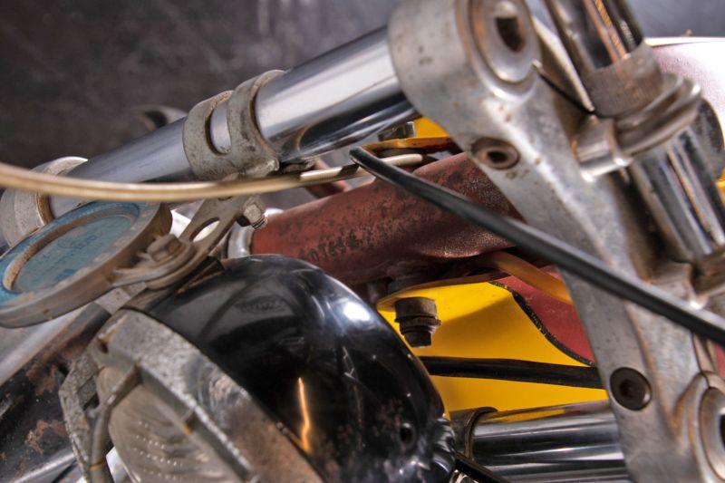 1971 TECNOMOTO CROSS 50 52118