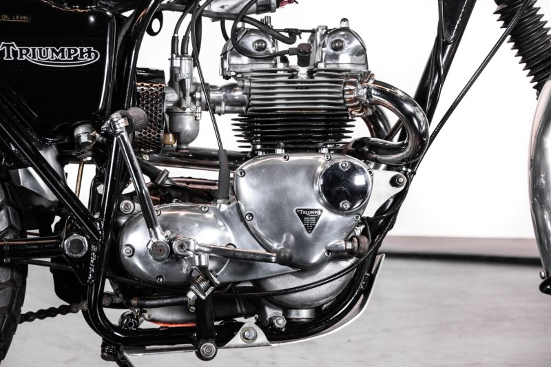 1970 Triumph TRIBSA 500 69914