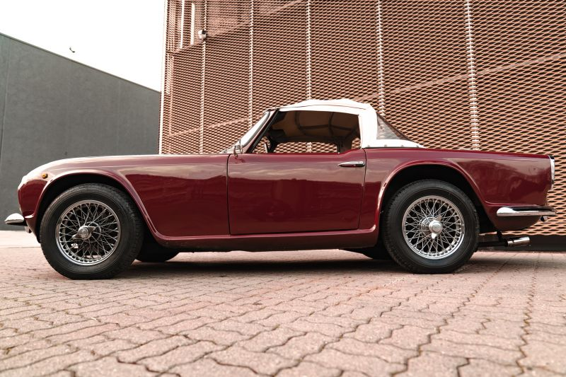 1963 Triumph TR4 Sport 63070