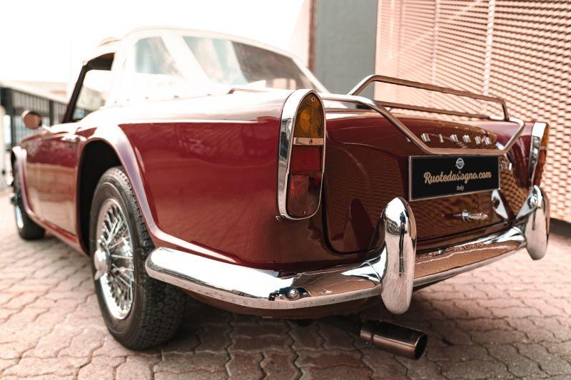 1963 Triumph TR4 Sport 63073