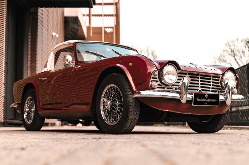 1963 Triumph TR4 Sport 63062