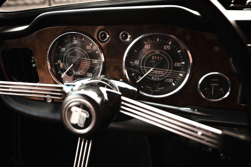 1963 Triumph TR4 Sport 63085