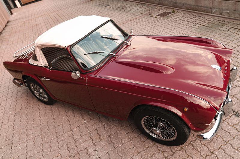 1963 Triumph TR4 Sport 63069