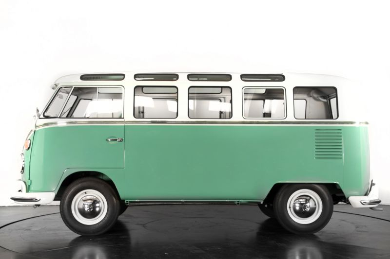 """1964 Volkswagen T1 """"21 windows"""" 64158"""