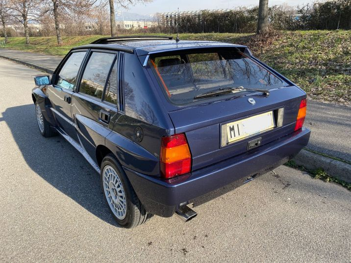 1992 Lancia Delta HF Integrale Evo 1 80869
