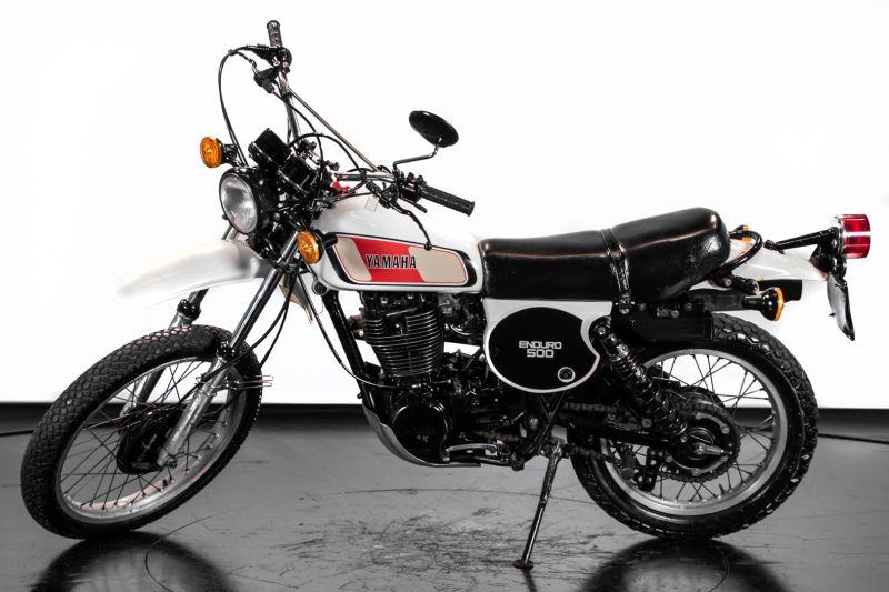 1978 Yamaha XT 500 79740