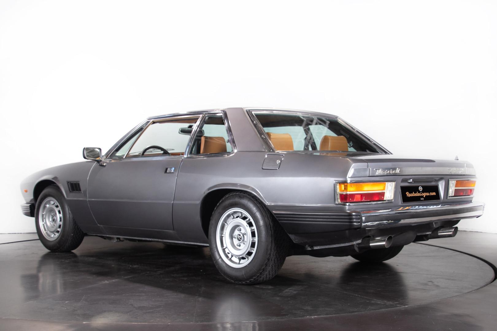 1980 Maserati Kyalami 4.9 - Ruote da Sogno