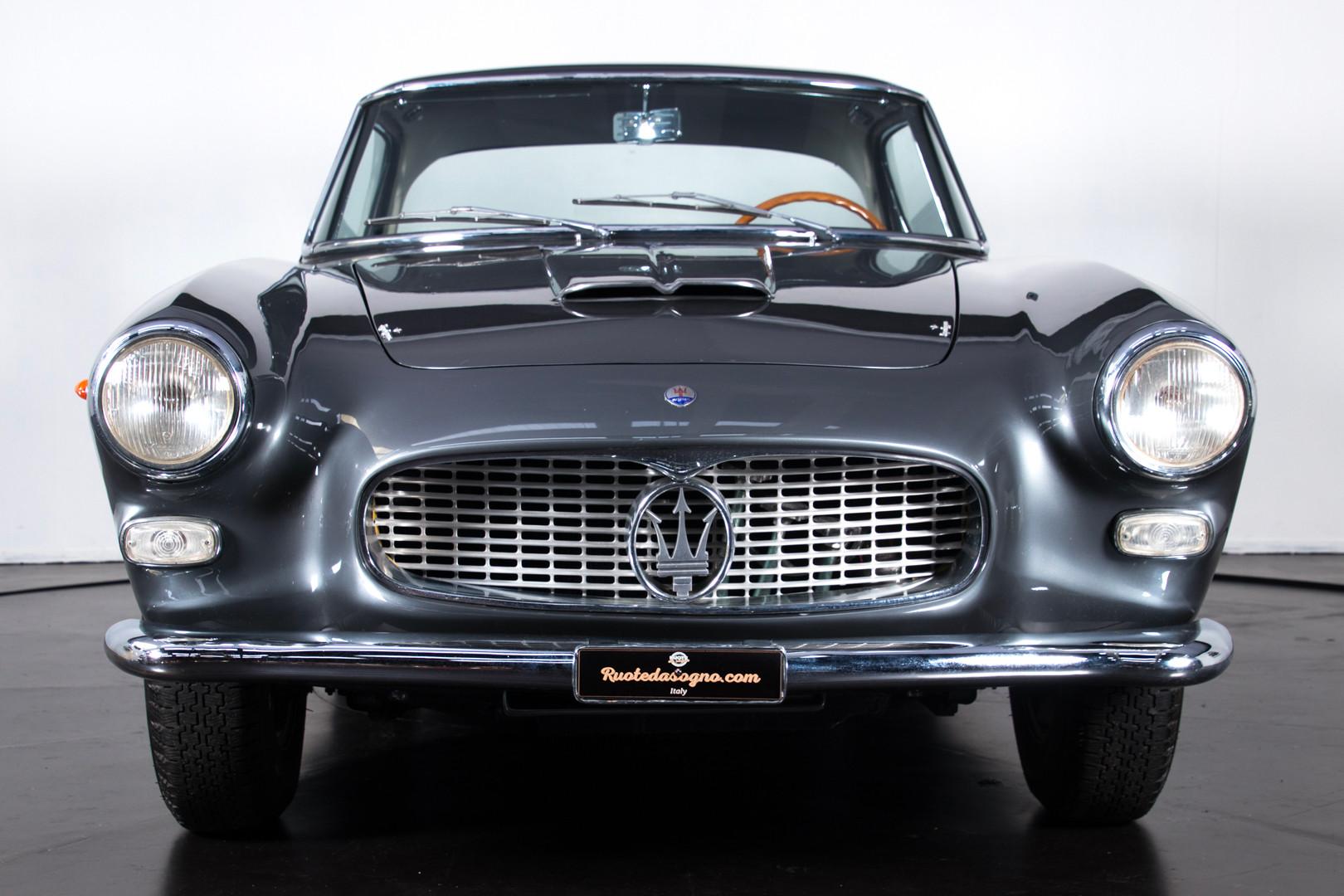 1962 Maserati 3500 GT I - Best sales - Ruote da Sogno