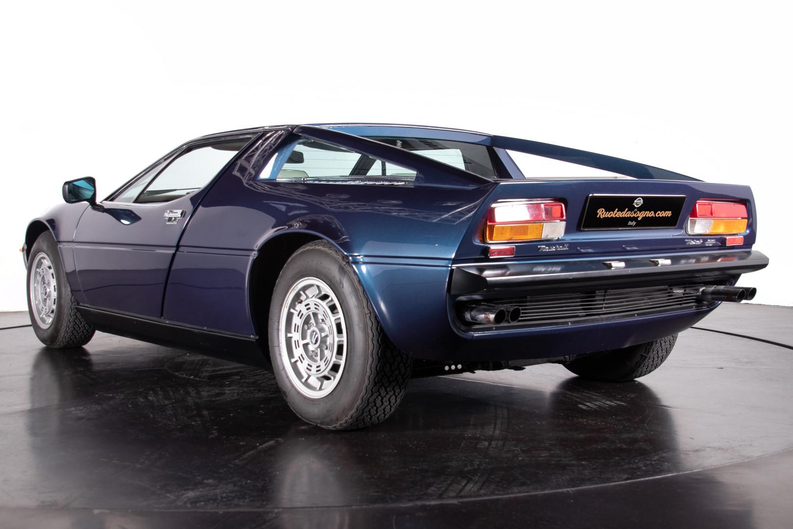 1981 MASERATI MERAK 3000 SS - Maserati - Classic cars ...