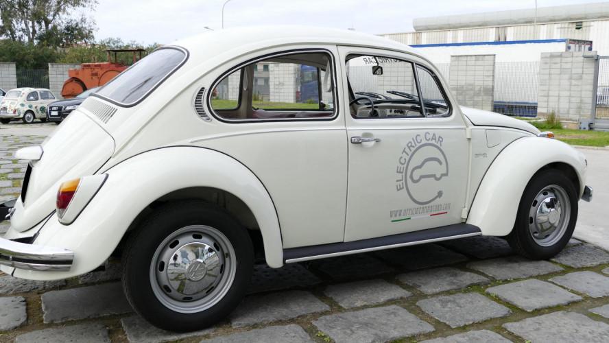 1972 Volkswagen Maggiolino Elettrica 9