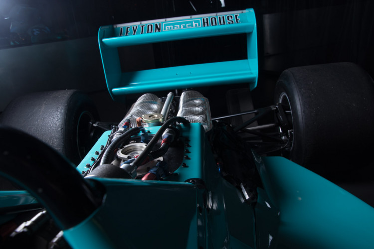 1987 March Leyton House F1 13